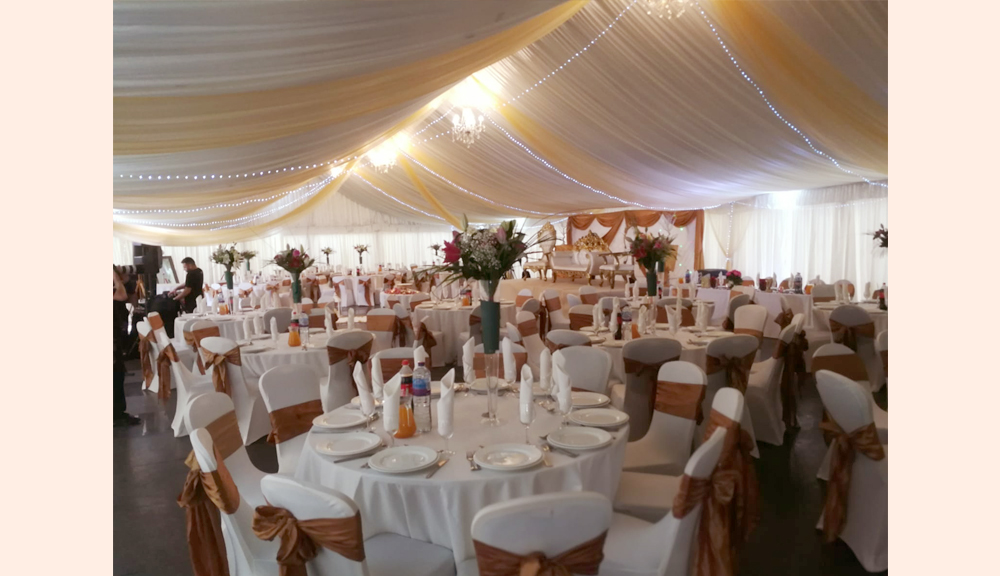 Banqueting Suites in London